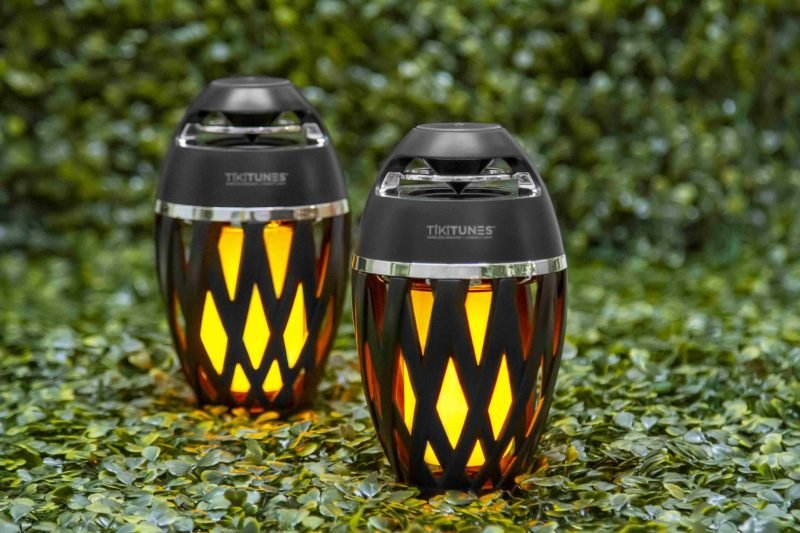 tiki tunes bluetooth speakers